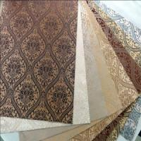 Quality Interior design Jacquard blackout fabric for roller blinds wholesale