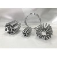 China standard Industrial Aluminium Heat Sink / Aluminium Extrusion Profiles on sale