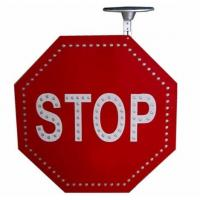 Buy cheap solar traffic stop sign ,led stop signal sign .traffic stop signal light from wholesalers