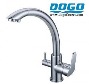 Quality Drei Wege Wasserhahn- 3 way kitchen tap (DG-B3303) wholesale