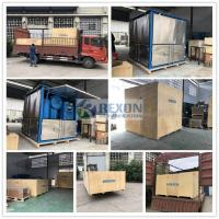 Quality Fully Enclosed Type 9000LPH Insulation Oil Purification System for Onsite Transformer Oil Maintenance wholesale