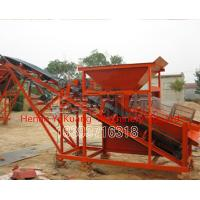 Trommel Screen Mobile Rotary Gold Mining Machine