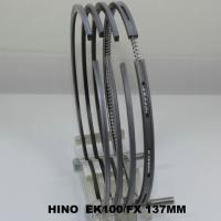 China Truck Engine Oil Piston Ring Set Fit for Hino EK100 OEM , 13011-1010 137MM on sale