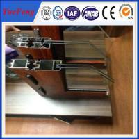 Quality Hot sell good quality bridge-broken thermal-break aluminium profile for Windows wholesale