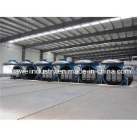 China AAC (Autoclaved aerated concrete) brick production machine on sale