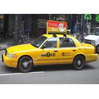 Quality High Brightness LED Taxi Sign Backside Maintenance 320mm×160mm wholesale