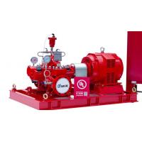 Quality High Head Electric Motor Driven Fire Pump For Fire Fighting 200 Us GPM 102PSI wholesale