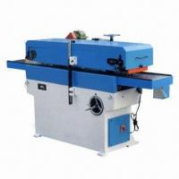 China Auto feeding woodworking planer/jointer w/ 2300 x 400mm working table size, 5000rpm spindle speed on sale