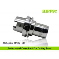 Quality 100A HSK High Precision Tool Holders , Milling Tool Holder Special Steel wholesale