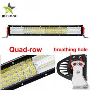 Quality 22 Led Light Bar HS CODE 8512201000 , Truck Jeep ATV Off Road Lights wholesale