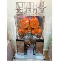 Quality Stainless Steel Industrial Orange Juice Extractor Machine Squeeze Style With Tap wholesale