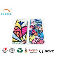 Quality Durable 3D Lenticular Phone Case For Cell Phone Changeable Image wholesale