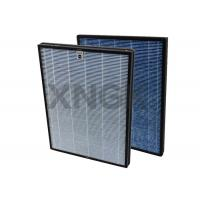 Quality 20 X 20 Home Air Filter Replacement Polyester Media,99% Efficiency Portable Hepa Air Filter wholesale