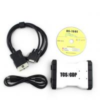Quality TCS CDP+ PRO OBD2 CDP Pro 2015.03V without Bluetooth Plastic Box Autocom CDP+ OBD2 Scanner wholesale