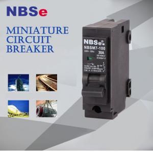 Quality Smart Plug Fuse Circuit Breaker NBSM7-100 Series High Breaking Capacity wholesale