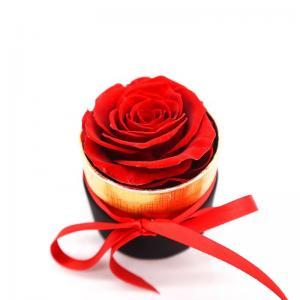 Quality Forever Eternal Preserved Rose Gift Box For Celebration / Wedding wholesale