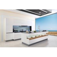 Buy cheap High glossy lacquer kitchen cabinet from wholesalers