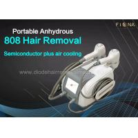 Quality Cosmetic Beauty Diode Laser Hair Removal Machine Plastic Material For Women Or Man wholesale