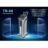 Buy cheap 2MHZ Fractional RF Radio Frequency Face Anti - Aging Face Lift Beauty Machine from wholesalers