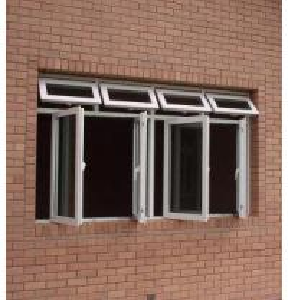 Quality Double Glazing Aluminum Thermal Break Awning Windows (AW-043) wholesale