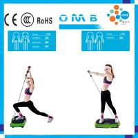 Quality 2016 Selling Hot Fitness Equipment Slim Gym Exercise Machine Power Vibrate Plate wholesale