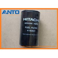 China Engine Fuel Filter Excavator Spare Parts 4192631 For Hitachi EX300-3 EX400 ZX330 ZX450 ZX470-5G ZX500LC ZX600 on sale