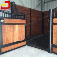 Quality Hot Dipped Galvanized Portable Horse Stall Panels horse boxes wholesale