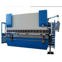 China High Precision Plate Folding Machine , Sheet Metal Folding Machine With Estun E21 Nc System on sale