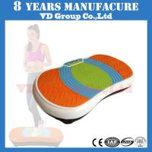 China Manual super vibration crazy fit machine /slim beauty shake fitness massager on sale