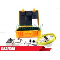 Quality 512Hz Sonde Plumbing Pipe Inspection Equipment Pipe Inspection Camera with DVR Recording wholesale