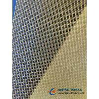 """Cheap 180Mesh Plain Weave Brass Mesh with 0.05 & 0.06mm Wire, 36"""" & 48"""" Width for sale"""
