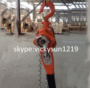 China VA manual hoist lever hoist,lever chain hoist on sale