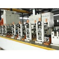 Quality High precision square tube mill making machine production line wholesale