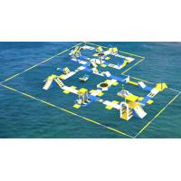Quality TUV Certification Giant Inflatable Floating Water Park For Sea / Aqua Park Supplier wholesale