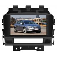 Quality Opel Astra Car GPS Navigation System With USB Plug SD Card Slot wholesale