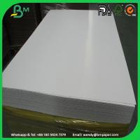 China mixed pulp 2016 recycled paper mill coated board Duplex Board With white Back on sale