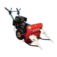 China Small wheat harvest machine and rice reaper machine Mountains, hills, basins and terraces on sale