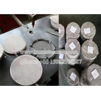 Quality 20 Mesh Wire Filter Mesh For Extrusion Machine wholesale