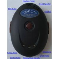 Quality XT107 Mini GSM SMS GPRS GPS Tracker W/ SOS and Speaker & Microphone for 2-Way Phone Talk wholesale