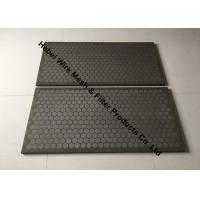 Quality Steel Wire Mesh Solid Control Shaker Screen 1175mm X 610mm Screen Dimension wholesale