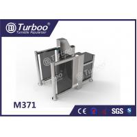 Quality Anti - Temperature Swing Pedestrian Barrier Gate Turnstile Water Resistance wholesale