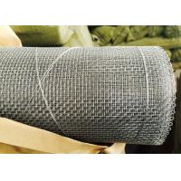 Quality Square 8 Mesh Wire Fencing , Electro Galvanized Iron Wire For Flitering wholesale