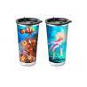 Buy cheap Custom Plastic Food Grade 3D Lenticular Custom Printing Drinking Cup Plastic from wholesalers