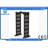 Quality Program UM700 24 Zone Portable Walk Through Metal Detector Gate 33 Kind Gramma wholesale