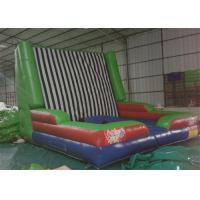 China Magic Outside Inflatable  Wall Rentals Blow Up Games For Kids on sale