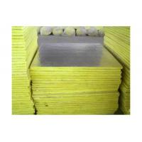 Quality High Density Glass Wool Blanket Heat Insulation For Construction Material wholesale