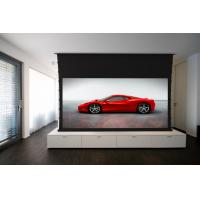 """Quality Motorized Tab Tensioned Projector Screen 100"""" / Home Cinema Screen wholesale"""