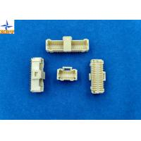 Quality Phosphor Bronze Terminal Connector, SMT Wire To Board Connectors MX 501189 wafer connector wholesale