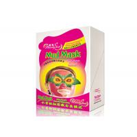 Quality Juicy Peach Whitening Facial Mud Mask Smooth Anti - Wrinkle Mud Facial Masks For Adult wholesale