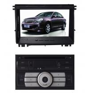 Quality Multi Languages DVD Car GPS Navigation System 20 Channels Satellite wholesale
